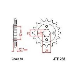 101-626-17 Přední kolečko JT MOTO
