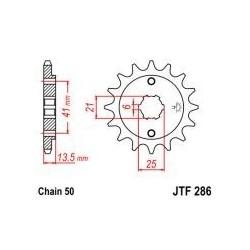101-625-15 Přední kolečko JT MOTO