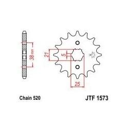102-428-13 Přední kolečko JT MOTO