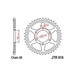 113-664-43 Rozeta JT MOTO
