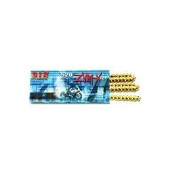 DID řetěz 520ZVMX-116 zlatý