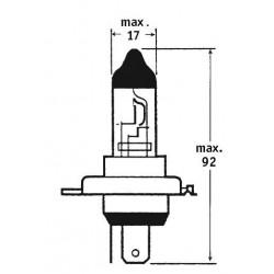 Žárovka HS1 12V 35/35W PX43t Osram