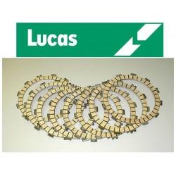 Spojkové lamely Lucas MCC123-7