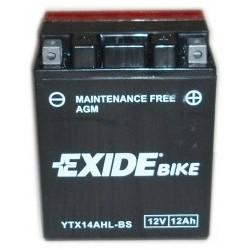 YTX14AHL-BS EXIDE