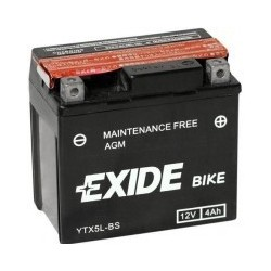 YTX5L-BS EXIDE