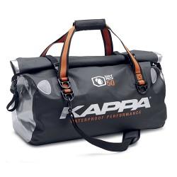 Kappa WA404S nepromokavá zadní cestovní taška na motorku, 50 litrů