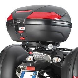 Topcase nosič zadního kufru+ plotna Kappa K94 BMW F650/800 08-16