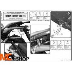Nosič bočních brašen Kappa TK219 Honda CB600 Hornet 07-10