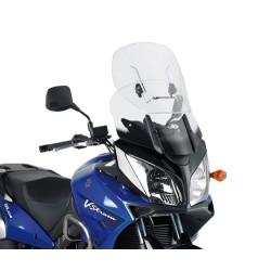 Plexi KAPPA KAF260 Suzuki DL 650/1000 (04-11) Kawasaki KLV 1000