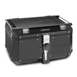 Kappa KVE58B - topcase černý hliníkový kufr K-Venture Monokey 58 litrů