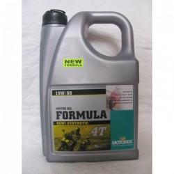 MOTOREX FORMULA 4T 15W50 4L