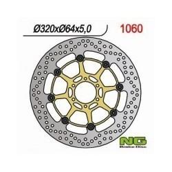 1060 BRZDOVÝ KOTOUČ NG