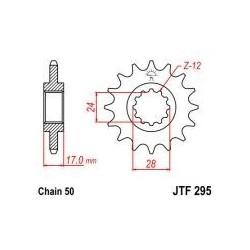 101-651-15 Přední kolečko JT MOTO