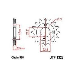 101-465-15 Přední kolečko JT MOTO