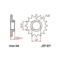 102-481-15 Přední kolečko JT MOTO