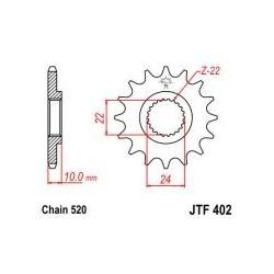 105-484-16 Přední kolečko JT MOTO