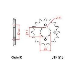 105-665-17 Přední kolečko JT MOTO