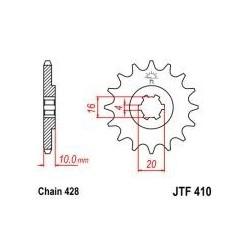 103-321-14 Přední kolečko JT MOTO