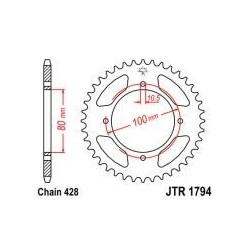 113-343-45 Rozeta JT MOTO