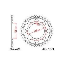 112-346-59 Rozeta JT MOTO