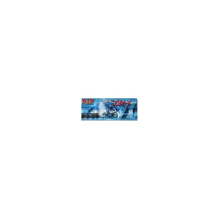 DID 525ZVMX 108 článků X-Ring