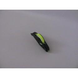 Proužky na kola Keiti-Žlutá fluorescentní