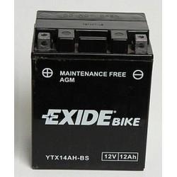 YTX14AH-BS EXIDE