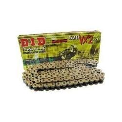 DID řetěz 520VX2-108-zlatý