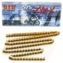 DID řetěz 525ZVMX-110 zlatý