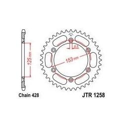 111-365-54  Rozeta JT MOTO