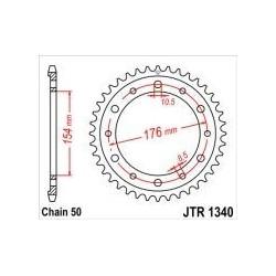 Rozeta JT MOTO JTR 1340,44
