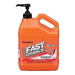 Fast orange micro gel 3,78L