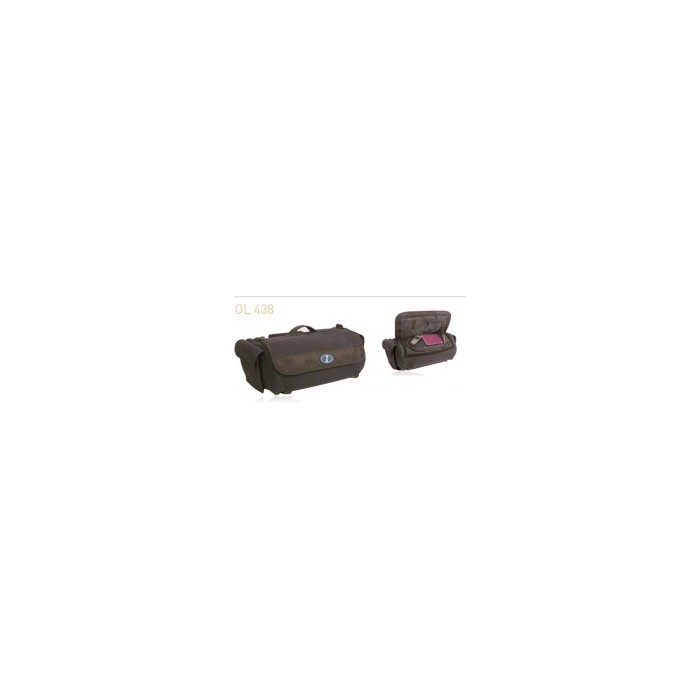 OXFORD cruiser roll bag 17 OL438 black