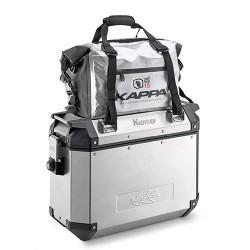 Kappa WA406S cargo bag stříbrná taška na motorku, 15 litrů