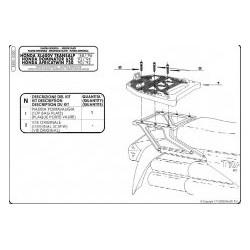 Plotna Kappa K200 Honda XL600V 88-96/NX 650 88-99/Afrika 90-92