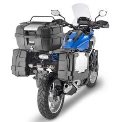 Nosič Kappa KZ1146 zadního kufru Honda NC750S/X 16-