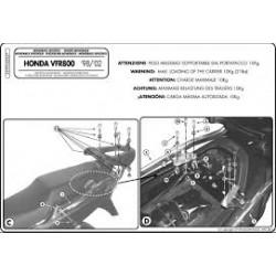 Nosič zadního kufru Kappa KZ257 Honda VFR800 98-01