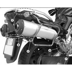 Nosič Kappa KLX528 na boční kufry K33N  DL1000 V-Strom, KLV 1000