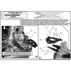 Nosič zadního kufru Kappa KR115 Suzuki Burgman AN 250-400 (03-06)