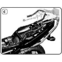 Nosič zadního kufru Kappa K3400 Yamaha FZS 600 Fazer (98-03)