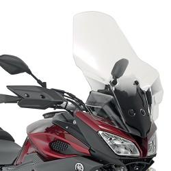 Kappa 2122DT přední plexi čiré Yamaha MT-09 850 TRACER  (15-17)