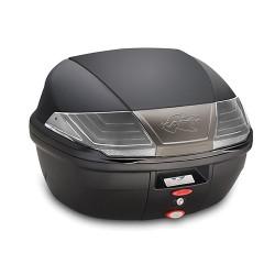 Kappa K400NT - černý nelakovaný kufr topcase (40 l) Monolock