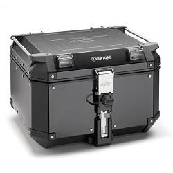 Kappa KVE48B - topcase černý hliníkový kufr  48 litrů