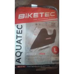 Plachta na moto Biketec Aquatec L