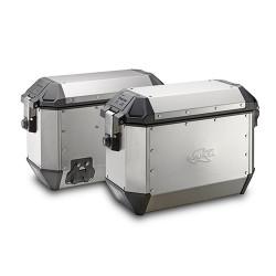 Kappa K´Mission KMS36APACK2 - sada bočních hliníkových moto kufrů
