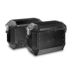 Kappa K´Mission KMS36BPACK2 - sada bočních hliníkových moto kufrů