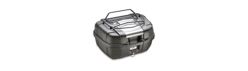 Nosiče na víko kufru-zahrádka