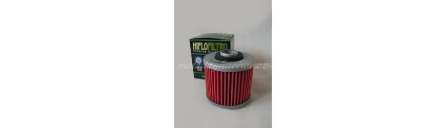 Olejové filtry Hiflo